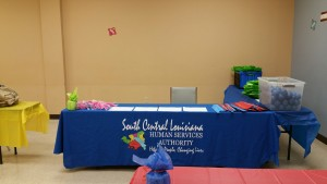 Blue Cliff Back to School Event